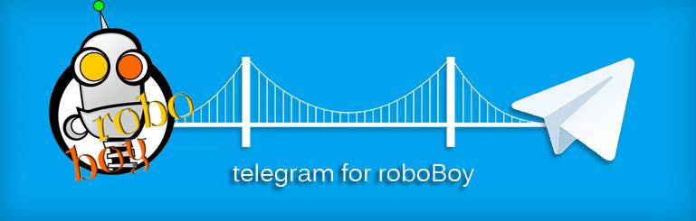 Telegram-for-roboBoy